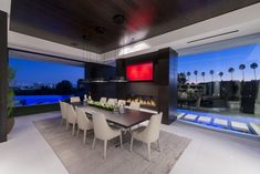 Whipple Russell #Architects have recently completed Laurel Way, a house in Beverly Hills, California.