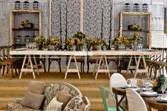 boda / wedding @ San Miguel de Allende, México mesa principal