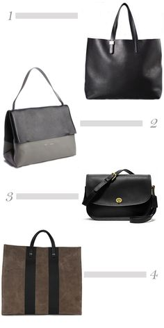 Four Favorites: Handbags