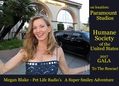 HSUS Gala 2017 on Pet Life Radio