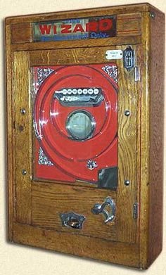 vintage slot machines - Google Search