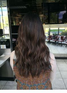 Coffee Brown Hair, Coffee Hair, Balayage Ombré, Brown Hair Balayage, Balayage Highlights, Bayalage, Semi Permanent Hair Dye, Front Hair Styles, Hair Front