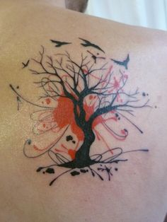 tree tattoos | Tree Tattoos – Designs and Ideas