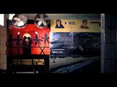 Viajo Porque Preciso, Volto Porque Te Amo (2009) -Trailer
