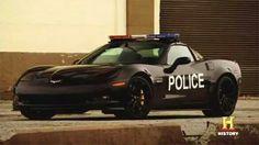 Corvette police