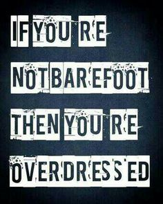 If you're not barefoot then you're overdressed. #beach #tan #beallsflorida
