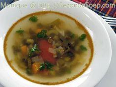 Goedkoop en lekker zomerse soep recept zodat jij zal genieten van een verse kom soep zonder dat je er verder moet naar omkijken.