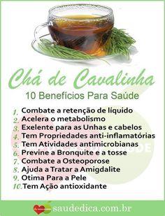 Galeria - IDÉIAS GENIAIS DO MUNDO INTEIRO Healthy Detox, Healthy Nutrition, Healthy Drinks, Healthy Lifestyle Tips, Healthy Tips, Healthy Recipes, Natural Medicine, Herbal Medicine, Iced Tea