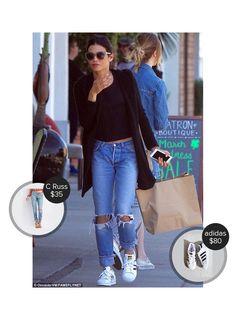 Jenna Dewan Tatum out and about in LA - seen in adidas. #adidas  #jennadewantatum @dejamoda
