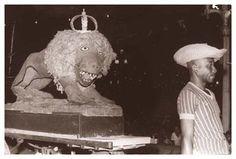 Maracatu Leão Coroado, 1961.