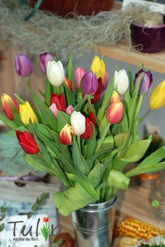 Ce aranjamente cu lalele te așteaptă la Tulip / Blog-ul Tulip Atelier de flori.