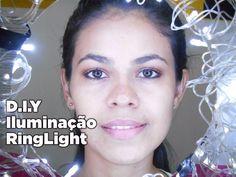 Tutorial ilumination RINGLIGTH! Easy! In my blog: manuellitas.com.br  Tutorial super fácil dessa iluminação, super rápido e fácil de fazer. Tutorial completo no meu blog: manuellitas.com.br