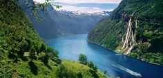 Plan and book your trip with Fjord Tours - discover Norway's highlights. Travel to the magical fjords, scenic rail journeys, northern lights and Norway in a nutshell® Lofoten, Alesund, Stavanger, Tromso, Costa Favolosa, Holidays In Norway, Norway In A Nutshell, Norway Fjords, Kristiansand