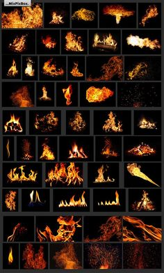 Set your fire! These 56 JPEG images and textures of sparks, fire and flames are the firebox for truly hot composition! Ignite a glowing inferno in your pictures Photoshop Elements, Photoshop Overlays, Photoshop Tutorial, Photoshop Actions, Lightroom, Bokeh Texture, Fire Drawing, Image Transparent, Real Fire