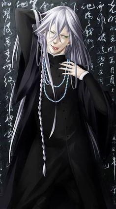 Undertaker - Kuroshitsuji,Black Butler