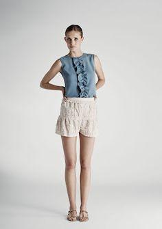 Elise Gug top Spring / Summer 2012