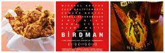 Oscar Themed Menu: Birdman Fried Chicken & 101 North Brewing Heroine IPA