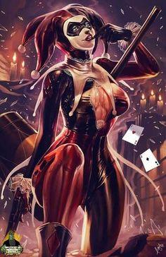 Harley Quinn by Ceasar Ian Muyuela