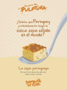 ¡Más datos de nuestro Paraguay! :)