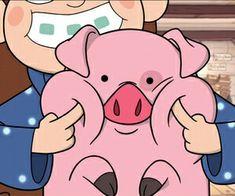 Piggy style !