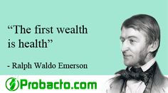 Health Is First Wealth.