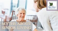 Top Myths About Senior Living