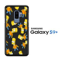 Simpson Many Simpson Samsung Galaxy S9 Plus Case