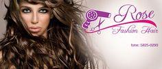 Banner para Rose Fashion Hair