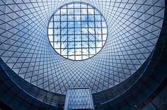 Fulton Center, 地下なのに自然光が差し込む、NY地下鉄駅の巨大採光システム « WIRED.jp