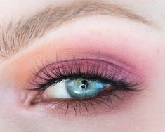 Backtalk Pinks and Berries Eye shadow Look — rebeccashoresmua.com