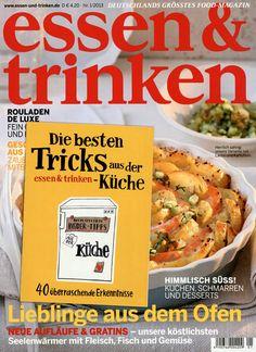 essen & trinken Heft 01/2013