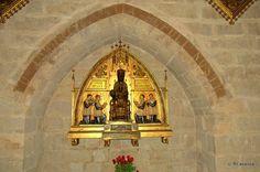 Iglesia de Santa María la Mayor (S.XIV), Montblanc, Tarragona