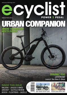Ecyclist Magazine Issue 5 2014