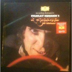 """""""Recordings Featured in Stanley Kubrick's A Clockwork Orange"""". Label: Deutsche Grammophon. Format: Vinyl"""