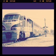 83 best Amtrak Train Routes images on Pinterest | Train route, Train ...