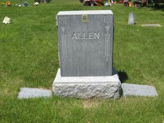 Allen, Alexander and Maria Cowley - Ahlstrom Family History