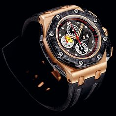 Audemars Piguet Royal Oak Offshore Grand Prix Chronograph $74,000
