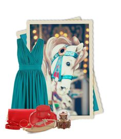 """""""Carousel Quartette"""" by tarabooklover ❤ liked on Polyvore"""