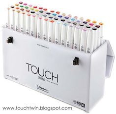 Touch Twin Markers & More: May Day Touch Twin Giveaway! @Shinhanart