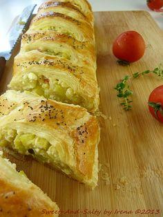 sweet-and-salty: Mediteranska štrudla / Mediterranean Strudel
