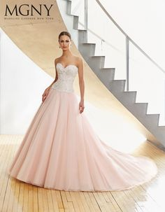 Suggesting: Madeline Gardner's Novara 51148 Wedding Dress. #weddingdress #bridal