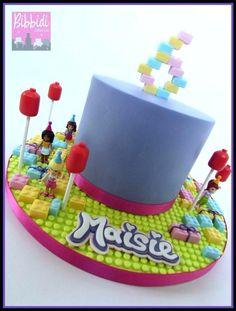Birthday Cake Lego Friends With Friends Cake By Cake Co To Produce Inspiring Lego Friends Birthday Cake Images Lego Friends Cake, Lego Friends Birthday, Lego Friends Party, 6th Birthday Cakes, Lego Birthday Party, Birthday Cake Girls, Birthday Ideas, Bolo Lego, Lego Cake