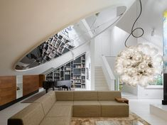 Apartment Sch designed by Ippolito Fleitz Group