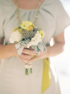 yellow wedding bouquet - Best wedding bouquets 2013