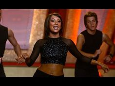 Dancing With The Stars: Abs & Cardio Dance Workout- Merengue (+playlist)