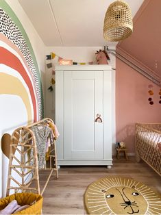 Boy Room, Kids Room, Chill Room, Rainbow Room, Toddler Rooms, Little Girl Rooms, Girls Bedroom, Decoration, Room Decor