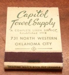 capitol towel supply
