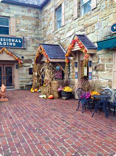 Beautiful #fall decorations