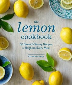 The Lemon Cookbook (