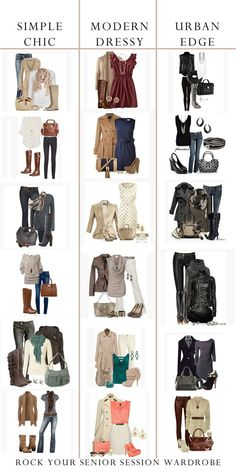 14 outfits con ropa empresarial
